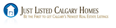 Just Listed Calgary, be the first to get Calgary's newest real estate listings
