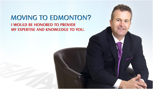 Moving to Edmonton