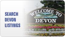 Devon Real Estate, Devon Property, Devon Home, Devon Condos