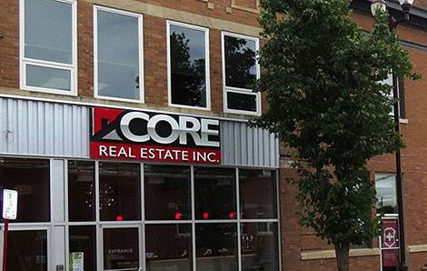 CORE Real Estate Inc. Office Street View