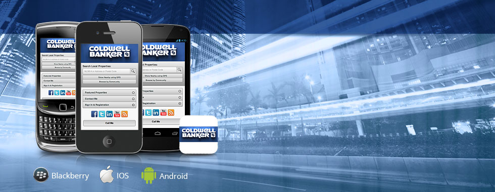 Visit the Coldwell Banker Mobile Website
