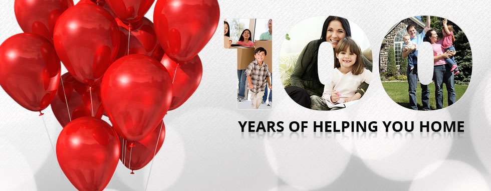 Royal LePage: 100 Years of Helping 